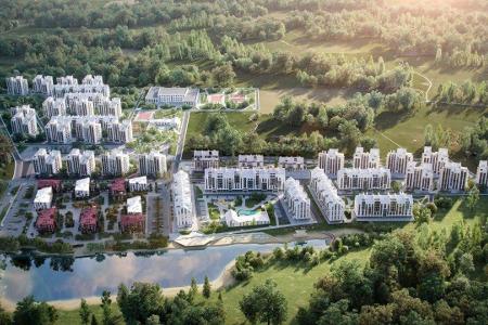 БІЛИЙ ШОКОЛАД. City Lake