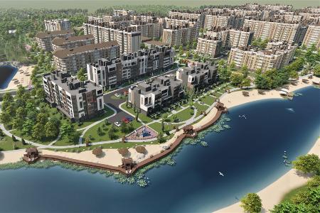 Озерний гай Гатне